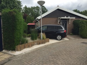 Privé parkeerplaats